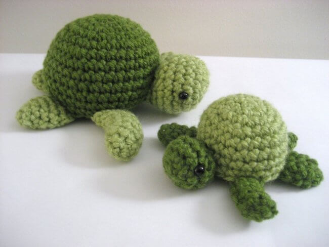 Sea Turtles Amigurumi