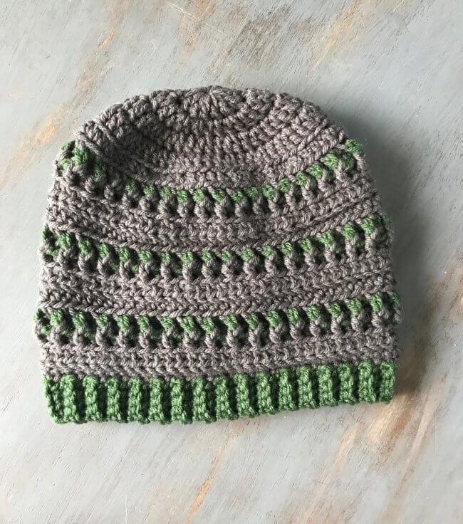 Crocheted Hat Pattern