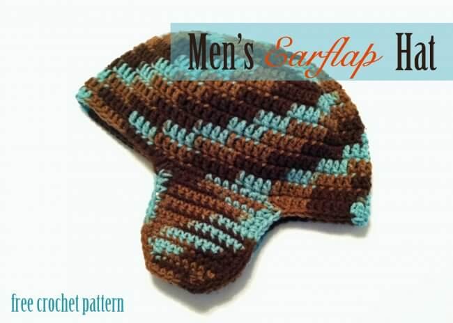 Men's Earflap Hat