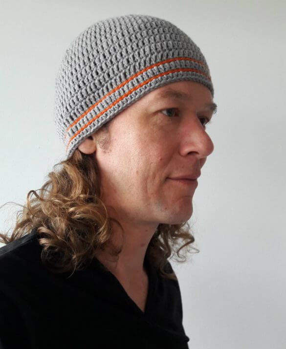 Men's Hat Crochet Pattern