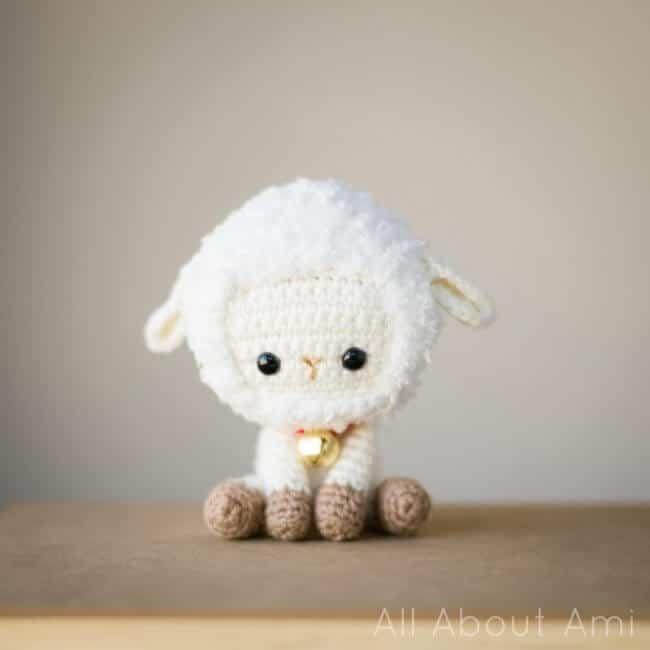 Pattern: Chinese New Year Sheep/Lamb