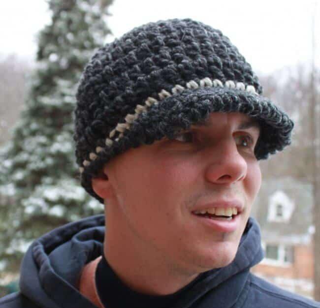 Super Fast & Easy Unisex Brim hat