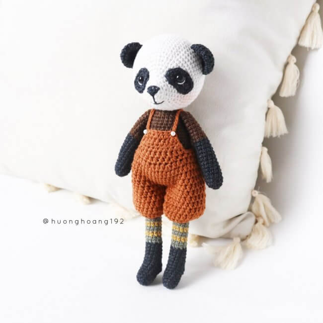 Toshi The Panda