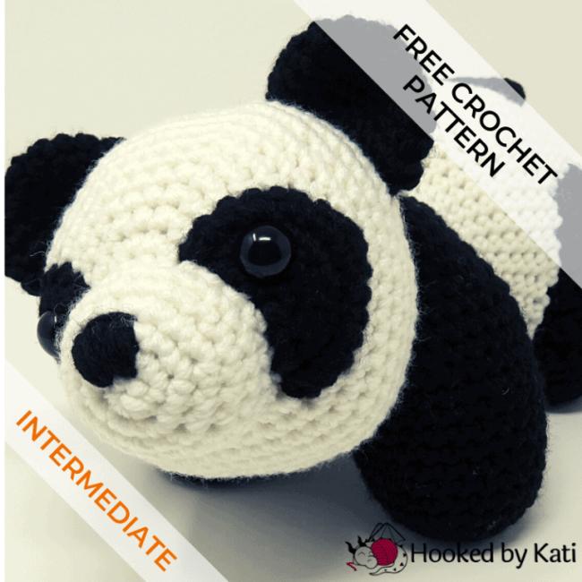 Ying the Panda | Free Crochet Pattern