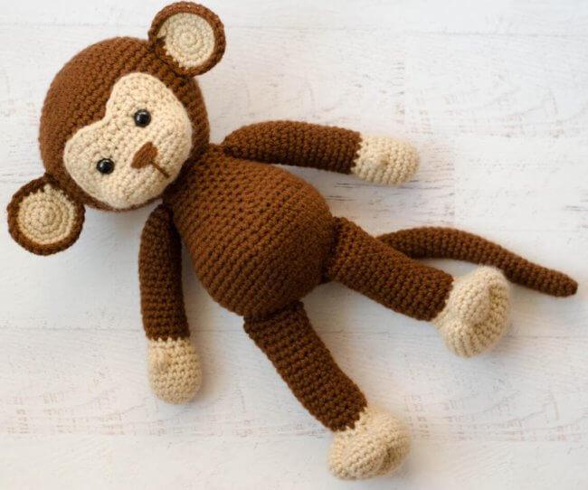 Meet Michael The Monkey
