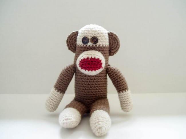 Nelson the Sock Monkey