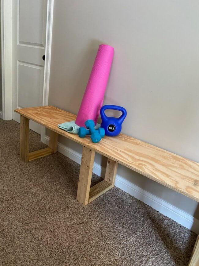 Adaptive Workout Bench