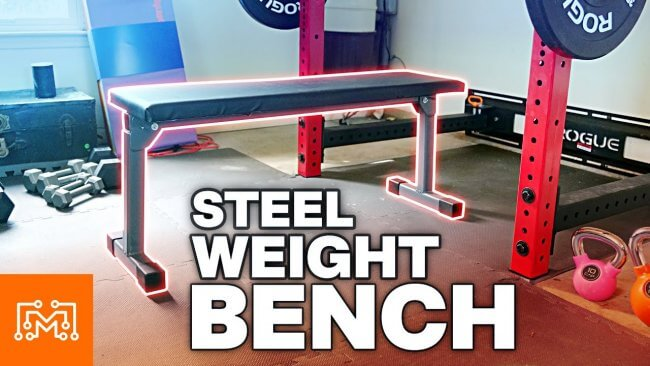 How To Make A Diy Weight Bench