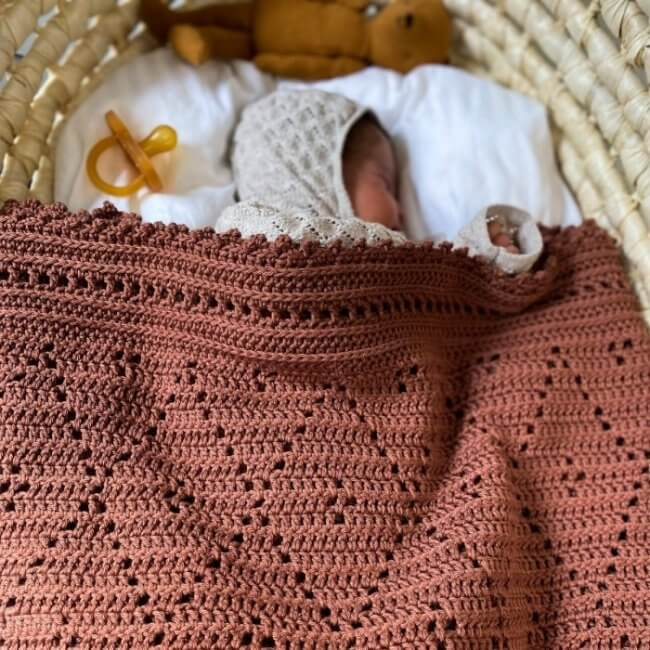 Lux Bamboo - Baby Blanket